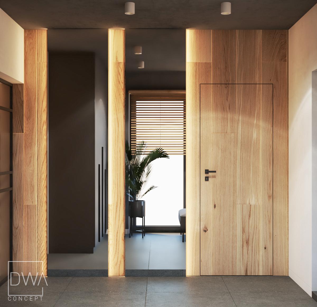 projektowanie wnętrz dwaconcept podhale, architekt wnętrz rabka zdrój architekt nowy targ architektura wnętrz kraków projekt wnętrz salon wysoki sufit antresola